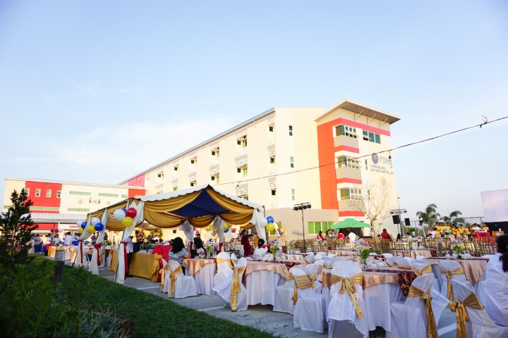 Grand Opening and Blessing