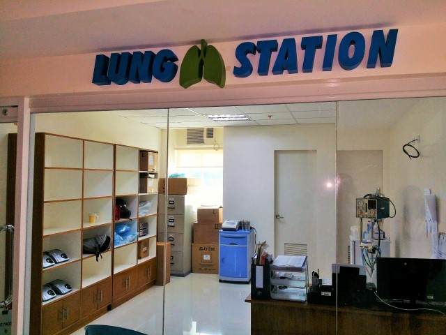 Lung Station