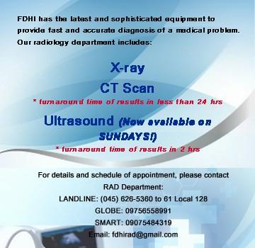 Ultrasound Services NOW AVAILABLE ON SUNDAYS!