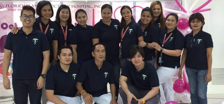 FDHI Celebrates Nurses' Week 2016