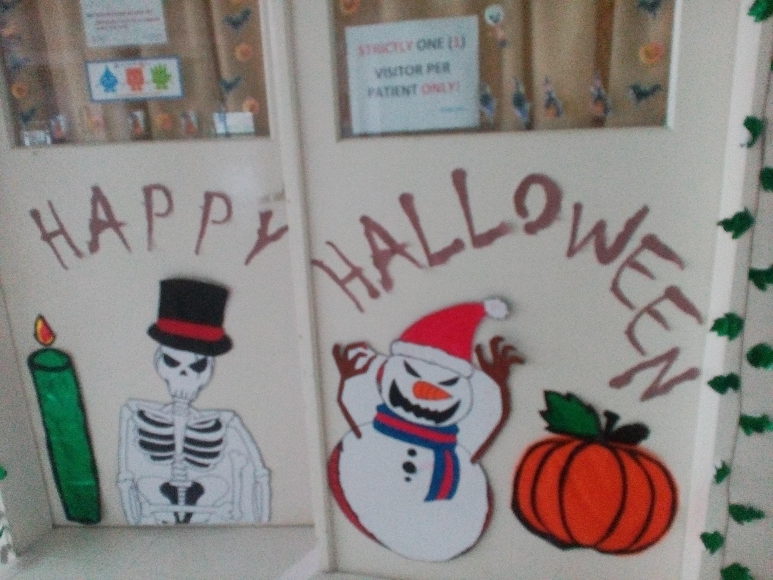 Spooky November 2016