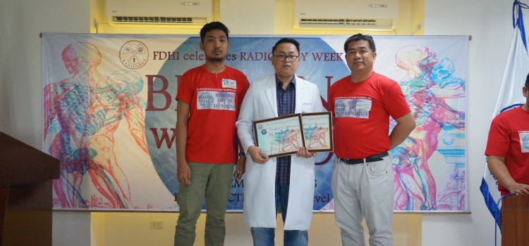 International Radiology Week 2016